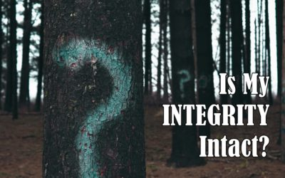 Better Questions: Is My Integrity Intact?